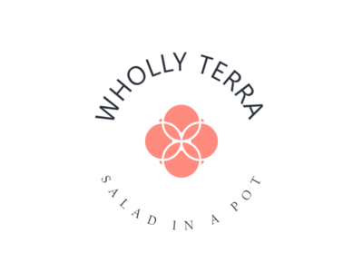 Wholly Terra branding
