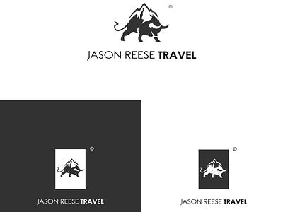 Travel logo traveling travel adventure brand identity logo illustration branding icon design