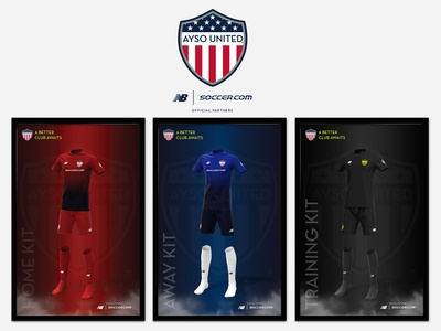 AYSO United Uniform Kit Reveal Pt.5