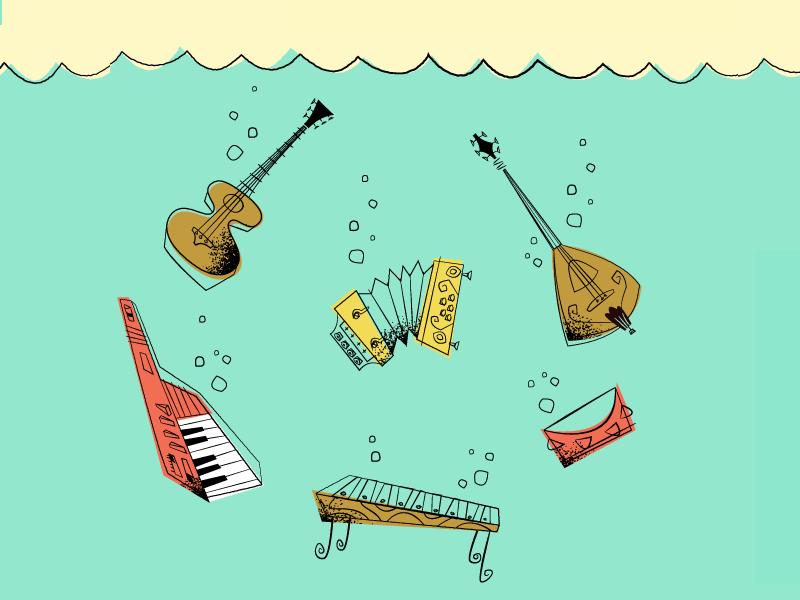 Underwater Instruments