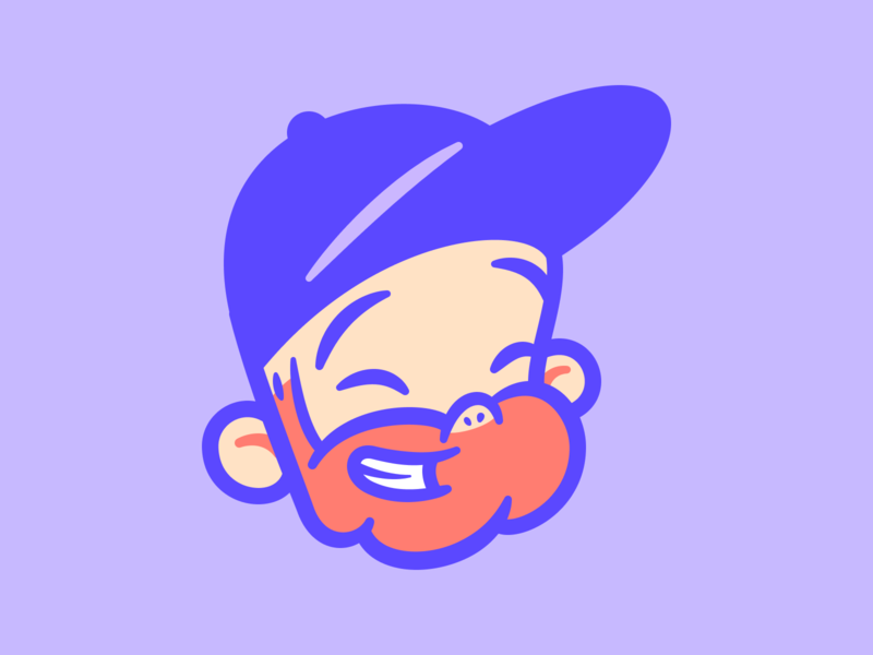 FigMe —Figma Rogie rogie figmadesign character branding art illustration figma
