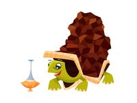 Beast + Fungus = Turtle + Truffle = Turtruffle