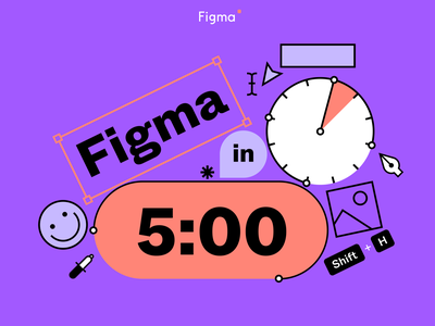 Figma in 5 vectors figmadesign figma tutorial rogie figma in 5 series figma youtube illustration