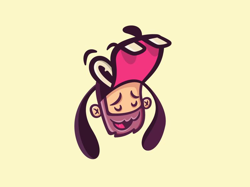 Goofy drib