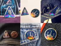 A few X-Wing/Falcon Lapels Left!