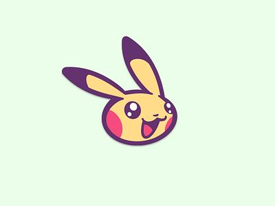 Pikachu Sticker pokemongo pokemon icon art illustration sticker pikachu