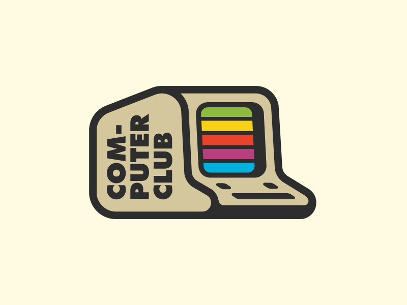 The Computer Club club computer retro