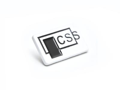 CSS Lapel Pin web design dev front-end programming pin lapel lapelpin