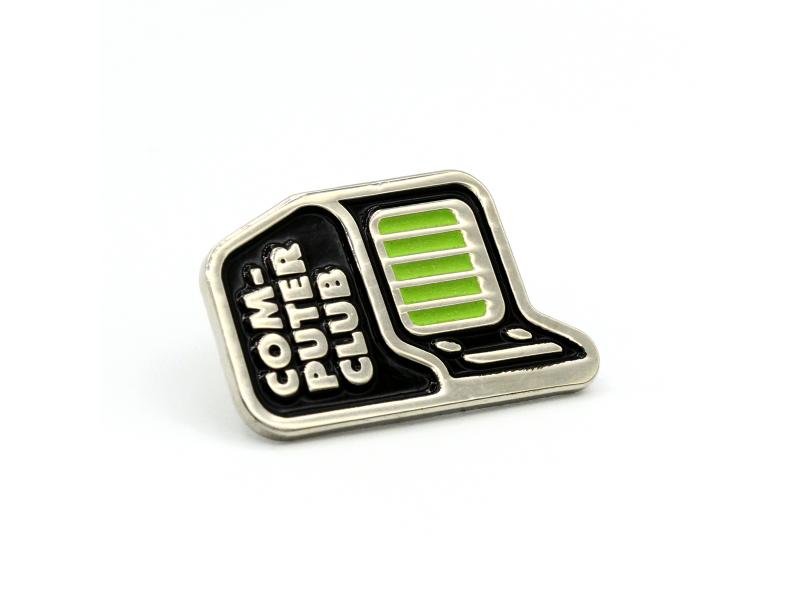 Computer Club {DOS Variant} LE 50 Enamel Pin