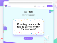 Announcing Yala Bella!