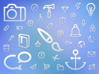 Lino Icon Set —For Sale Now