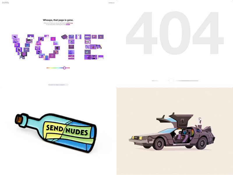 My Top 4! superteamdeluxe design art illustration design rogie rogie king dribbble top4shots