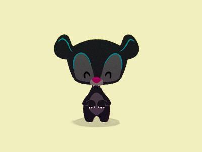 Pixar's Brave Cub illustration brave pixar bear cub