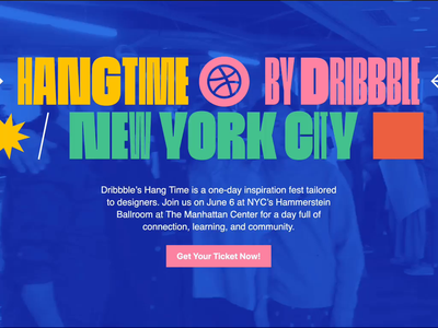 🚨GIVEAWAY: Hangtime New York Tickets 🚨 giveaway conference hangtime web design