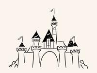 Disneyland Doodle