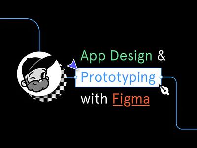 WORKSHOP: Application Design & Prototyping in Figma web design digital design design tools prototype application design design systems ux ui