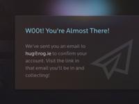 New Neonmob Dialog