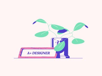 Illustration Revision brand illustration branding designer dribbble art illustration