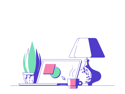 Designer Lyfe product design product illustration art illustration