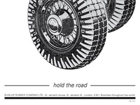 Dunlop Tyres ad
