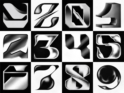 36 Days of Type 2021 (Y-9) 3d vector logotype typeface font minimal brutalism letters type typography 36daysoftype08 36daysoftype 36 days of type character branding lettering design texture illustration