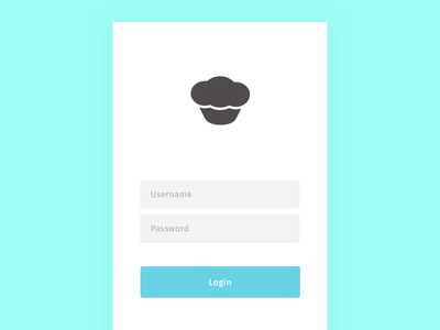 Mobile Login small mobile login responsive