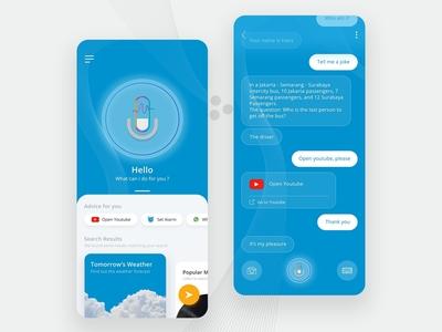 Digital Assistant App