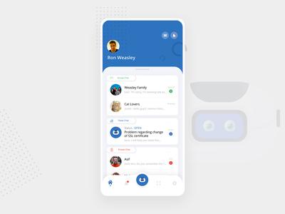 Helper App (Bot)