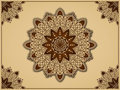 Arabian Mandala Background Design mandala pattern islamic design islamic mandala background mandala background arabian mandala mandalas mandalaart mandala art mandala