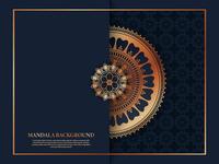 Luxury Ornamental Mandala Background Design luxury mandala invitation card luxury invitation mandala art luxury background mandala background mandala mandala design illustration