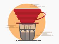 Pour Over Coffee v60