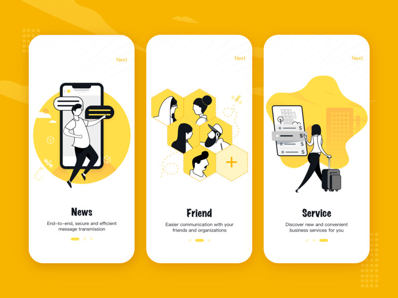 Onboarding UI for Bee chat