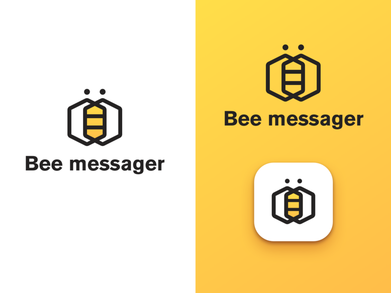 Be messager logo2