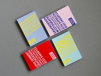 Business Cards 2 typography type self-identify self branding photography logo illustration identity design design branding