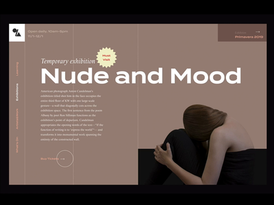 Concept Page – Museum of Modern Art