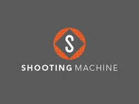 Shooting Machine Logo