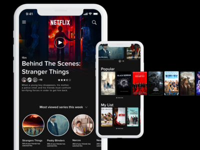 Netflix - Discovery Experience
