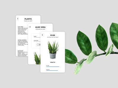 IKEA x Stick To Plants – Concept