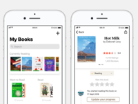 Goodreads Redesign Concept