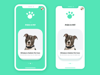 Furry Friend World App Ui