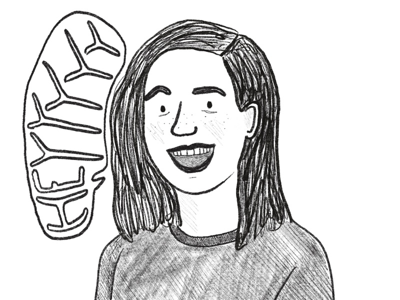 New Year New Me - 2019 portrait design illustration drawing digital illustration