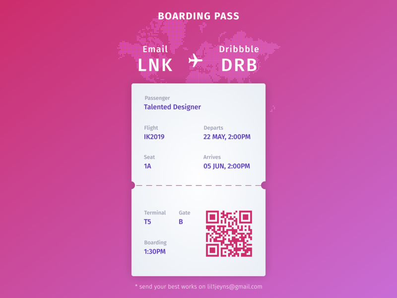 Dribbble Invite 2019 join dribbble join give away free dribbble free invite invitations invitation invite giveaway boarding pass dribbble invitations dribbble dribbble invites dribbble invite giveaway dribbble invite dribbble invitation