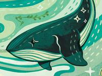 Scholastic Whale