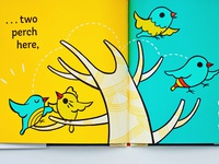 Balance The Birds - picture book