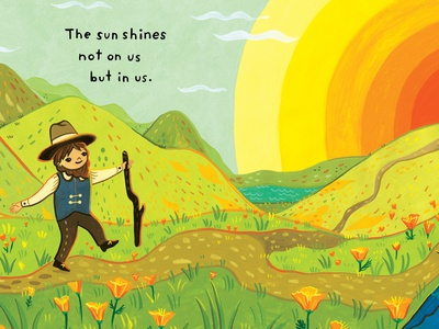 Little Muir's Song, a children's book
