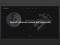 SpaceX redesign