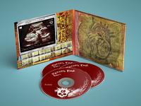 CD Album Artwork Digipak