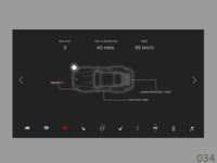 Daily UI #034 Car Interface
