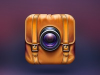 Camera app icon ramotion big