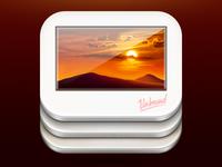 Unbound iOS App Icon